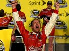 Kevin Harvick wins Sprint Cup championship