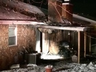 Cop helps blind man escape Middletown house fire