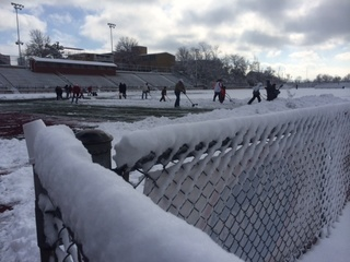 Snow creates fun opportunity for kids, community