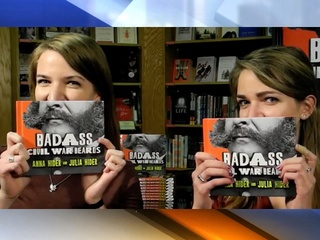 Badass Civil War Beards: There's a book & a blog