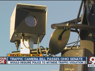 Bill likely to put speed cameras out of business