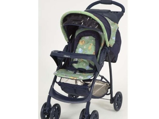 Graco recalls strollers for finger amputations