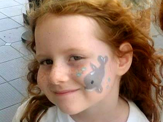 Girl with DIPG shares hardships with Lauren Hill