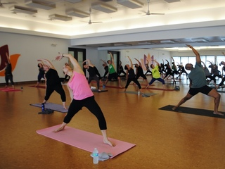 Get in where you fit in: Hot yoga and beyond