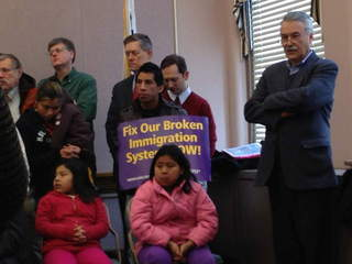 The Tri-Staters affected by immigration reform