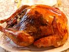 Police: Do not to eat trash-picked turkeys