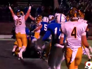 WATCH: Round 3 of high school football playoffs