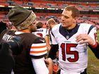 New quarterback gives lift to Texans