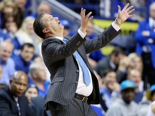 UK triples the score on Montana State