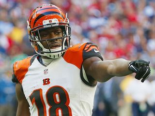 A.J. Green -- another tough guy turned to mush
