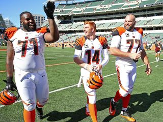 Bengals lose tackle Andre Smith for the season