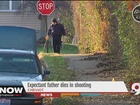 Expectant father killed in Cheviot shooting