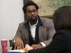 Dhani Jones pitches entrepreneur home to UC
