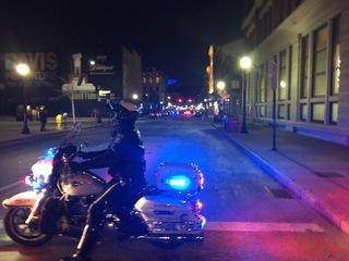 Protestors cause mayhem in Cincinnati