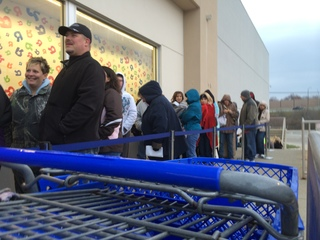 Is Black Thursday the new Black Friday?
