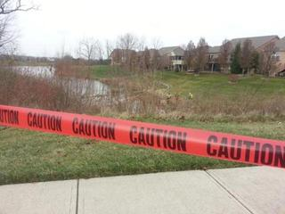 EPA at scene of fuel spill on local golf course