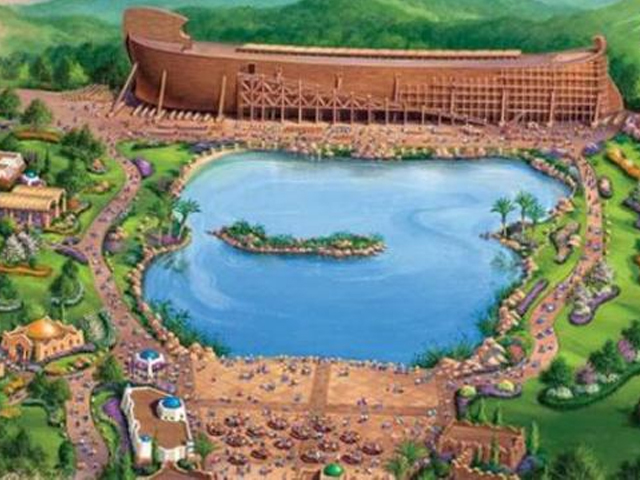 Ky. rep: Give Ark Encounter tax incentives