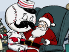CARTOON: What does Mr. Redlegs want from Santa?