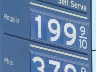$1.99 gas returns to Cincinnati area