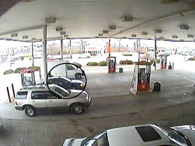Baby stolen at Florence gas station found