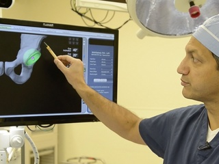 Extreme hip pain? There's an implant for that