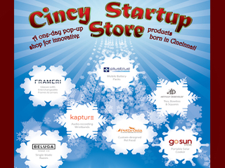 You can shop local at OTR startup store on Sat.