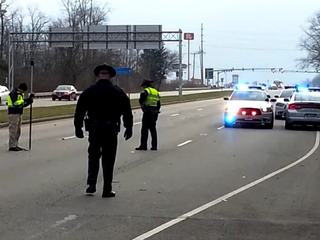 Pedestrian killed in Middletown crash
