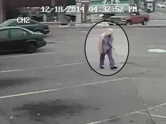 New video of Florence baby abductor released