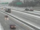 Light morning snow leads to crashes, closures