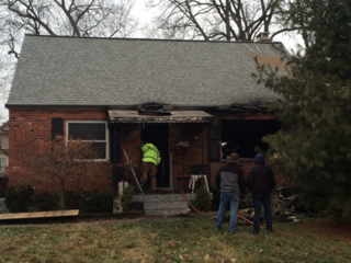 VIDEO: Fire rips through Sycamore Twp. home