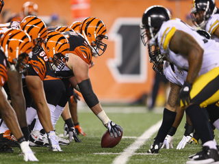 Showdown for AFC North title moves to prime time