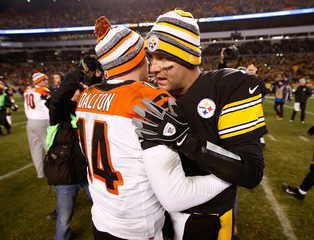 Bengals, Steelers battle for AFC North title