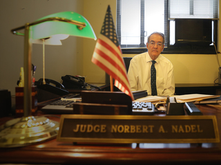 Nadel closes chapter on memorable career