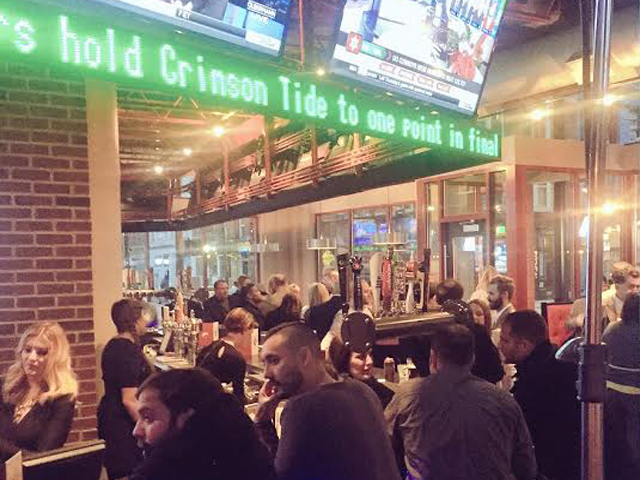 9 sports bars perfect for watching Super Bowl