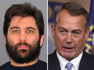 Trial set for Boehner's bartender in poison plot