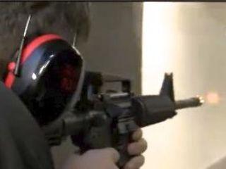 WATCH: Demonstration of AR-15 destructive power