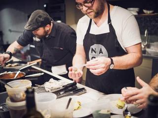 Cincinnati pop-up chef takes food on a journey