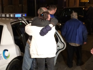 Carjacking suspect caught, kidnapped man safe