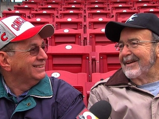 Reds reunite childhood friends after 30 years