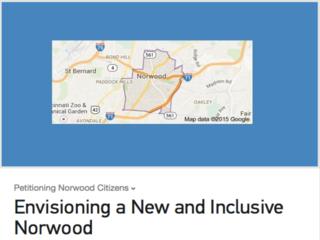 Petition: Norwood mayor needs to talk race issue