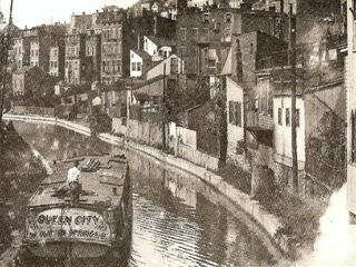 Uncovering the history of Cincinnati's canals