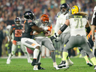 Watt gets 2 TOs, dances in friendly Pro Bowl