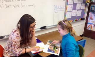 Reading program: Students choose own adventure