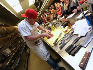 Local chefs compete in Maribelle's Food Fight