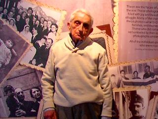 WATCH: Local Auschwitz survivor tells his story