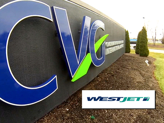 WestJet expected to announce new Cincy flights