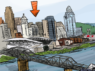 CARTOON: Cincy among top 10 'healthiest cities'