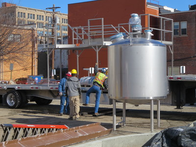 Braxton Brewing starts to come to life in N. Ky.