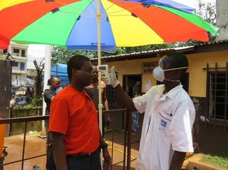 Tri-State Ebola warriors fight outbreak overseas