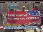 Cincy VA nurses say vets don't get proper care